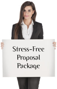 Stress-Free Proposal Package